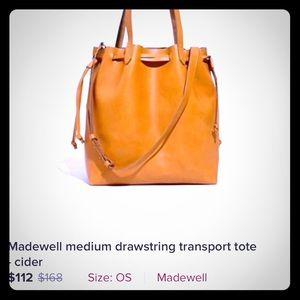 Madewell shoulder bag